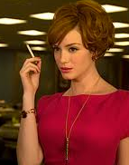 what type of woman do you like - joan from mad men