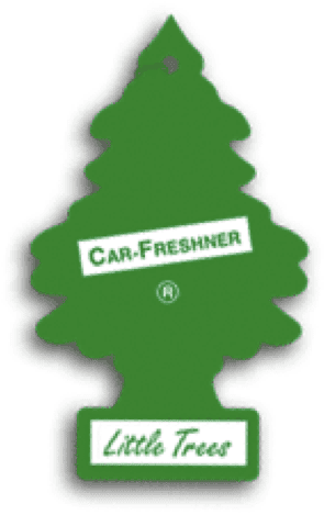 What's the Deal with the Pine Tree Air Fresheners?