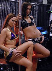 Hitting the strip clubs and finding my ex-wife's ex-husband #1