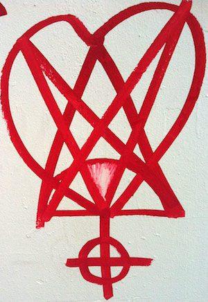 graffiti of the heart