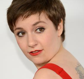 lena dunham is powerful and beautiful and...