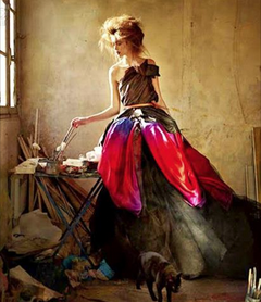 artist-girl