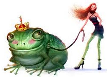 Kiss frog dating