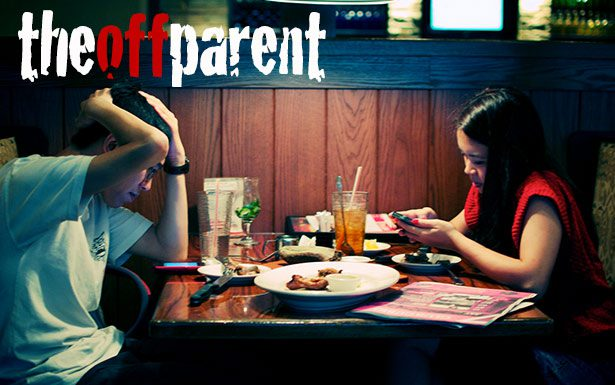 bad date issues - the off parent